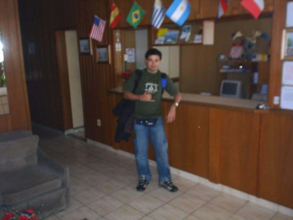 RECEPÇÃO HOTEL MVD